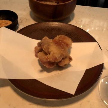 chicken wing schnitzel racines nyc